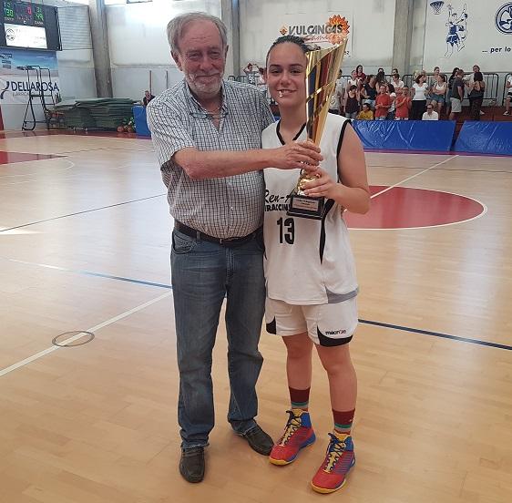 FINALE U16 - Anna Palmisani